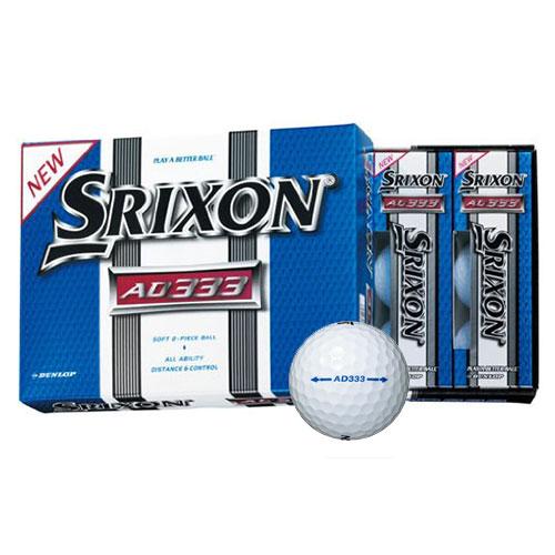 スリクソン AD333(12球入)