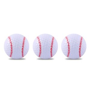 野球ゴルフボール(3球入)